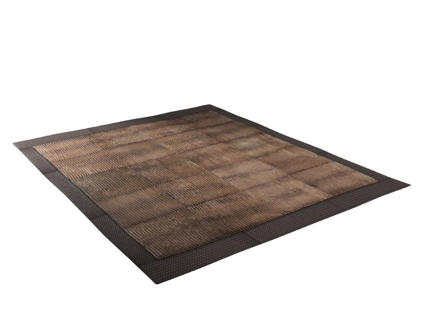 Rectangular rug KARPET 9 by Capital Collection