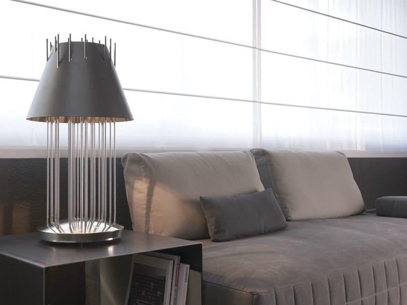 Lampada da tavolo a LED in alluminio KAZAN - BODEMA
