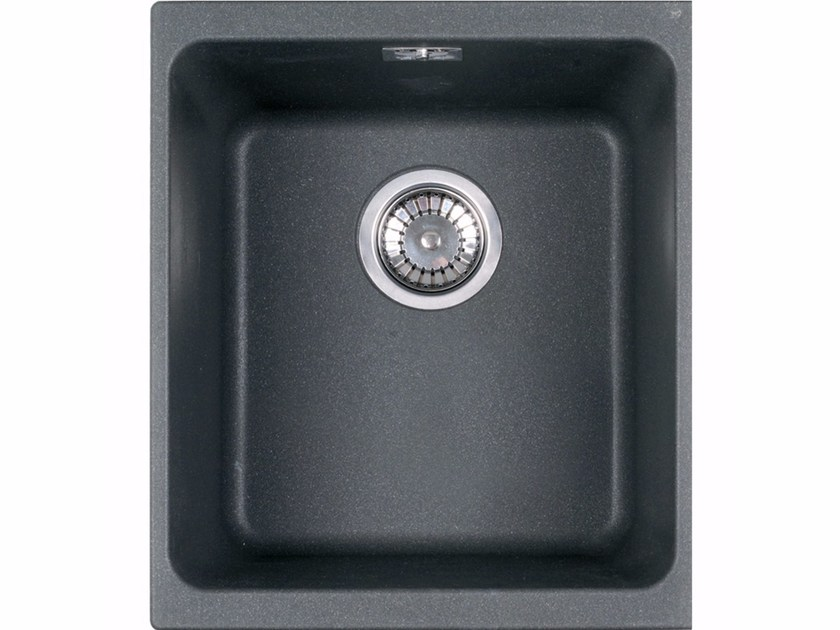 lavello a una vasca da incasso sottotop in fragranite® kbg 110 by ... - Lavello Cucina Franke Fragranite