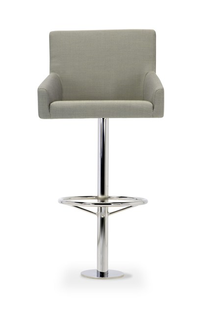 Contemporary style high upholstered stool KELLY STOOL | Stool - Domingo Salotti