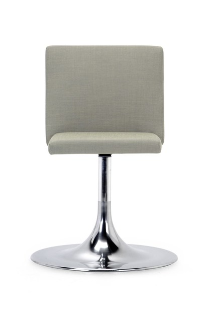 Contemporary style upholstered fabric reception chair KELLY SMALL | Chair - Domingo Salotti