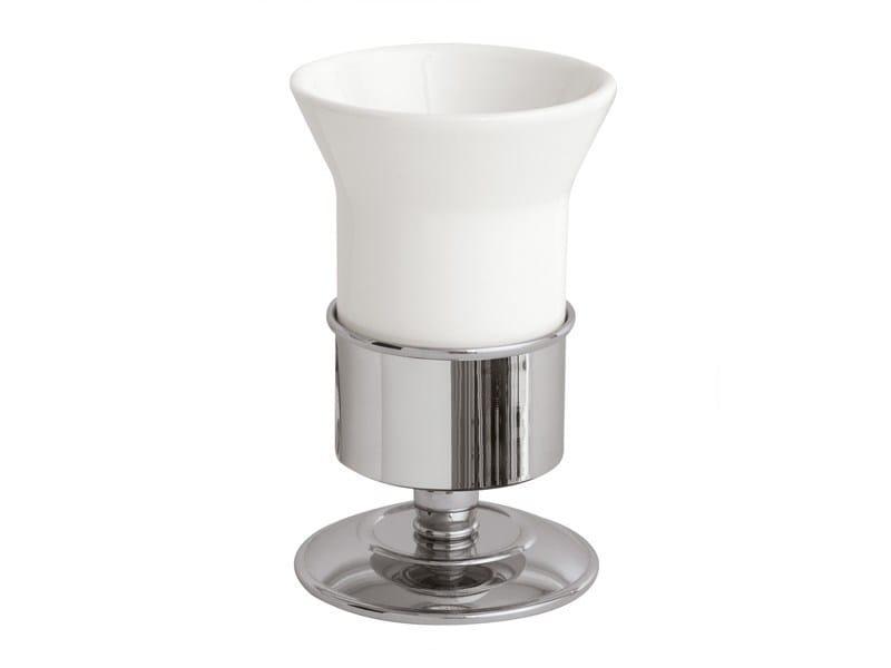 Ceramic toothbrush holder KENT   tumbler holder - GENTRY HOME
