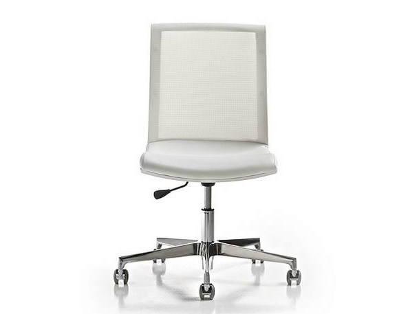 Task chair with 5-Spoke base KEY | Task chair with casters by D.M.
