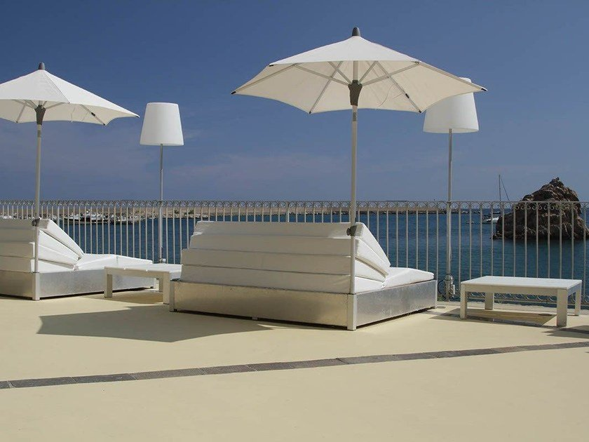 Outdoor continuous flooring EUWORK OUTDOOR - Nordpav Group