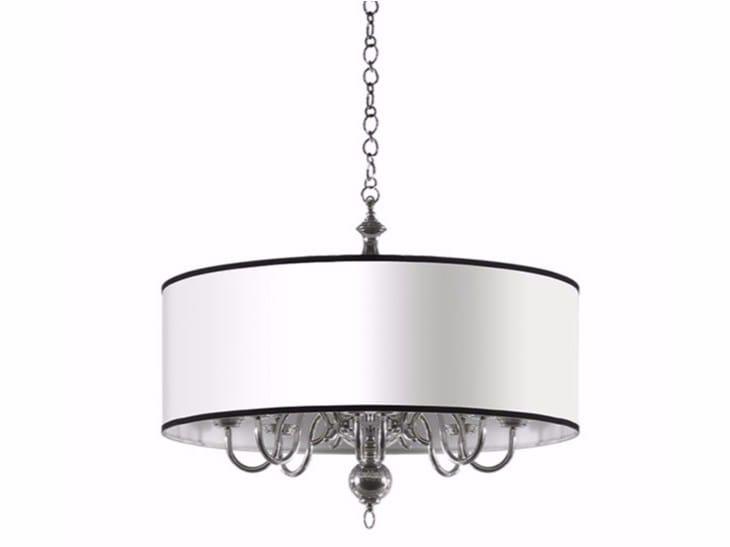 Direct light brass chandelier KILIE - Gianfranco Ferré Home