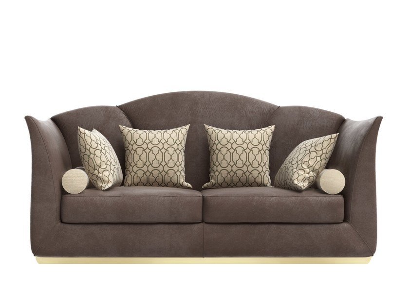 2 seater leather sofa KILIM by Capital Collection