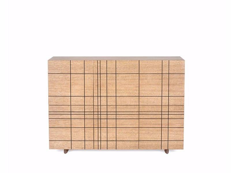 Lacquered MDF sideboard KILT K120 | Sideboard by ASPLUND