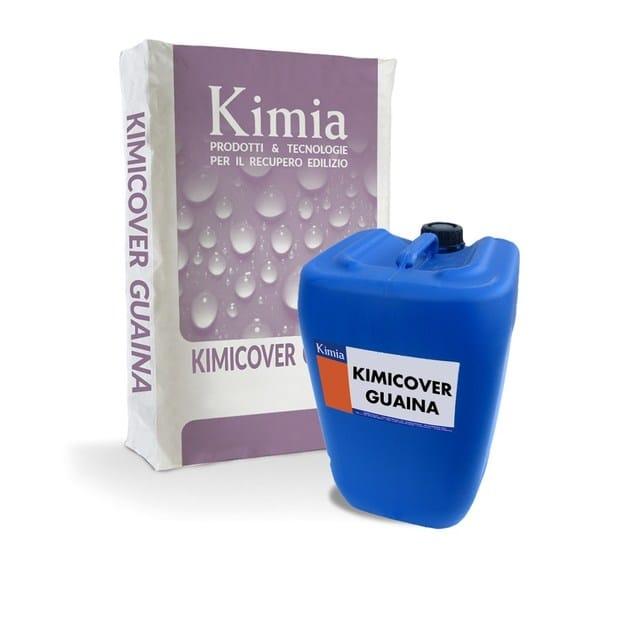 Liquid waterproofing membrane KIMICOVER GUAINA - Kimia