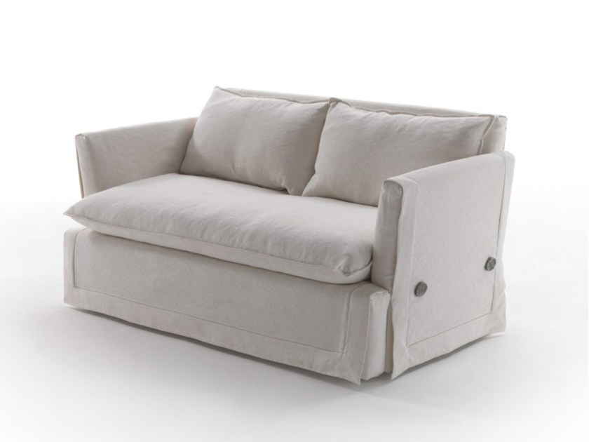 Fabric small sofa KIMONO JUNIOR | Small sofa - FRIGERIO POLTRONE E DIVANI