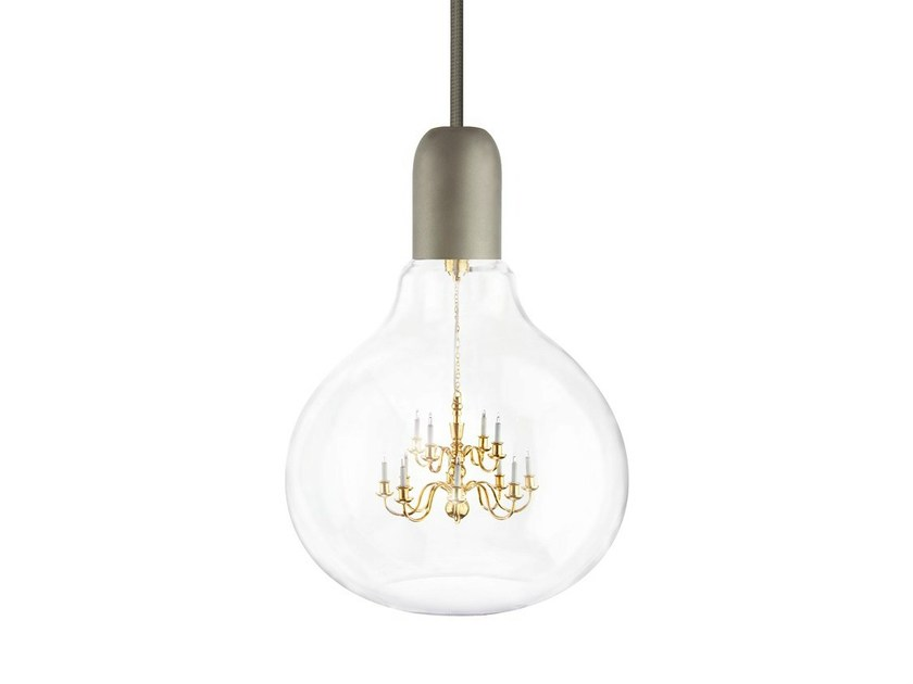 LED pendant lamp KING EDISON - Mineheart