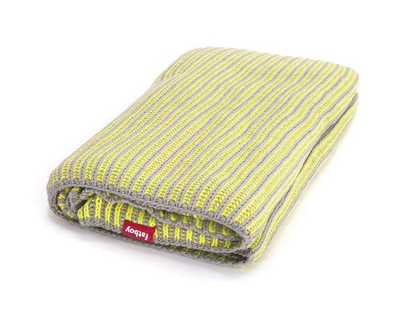 Cotton blanket KLAID by Fatboy