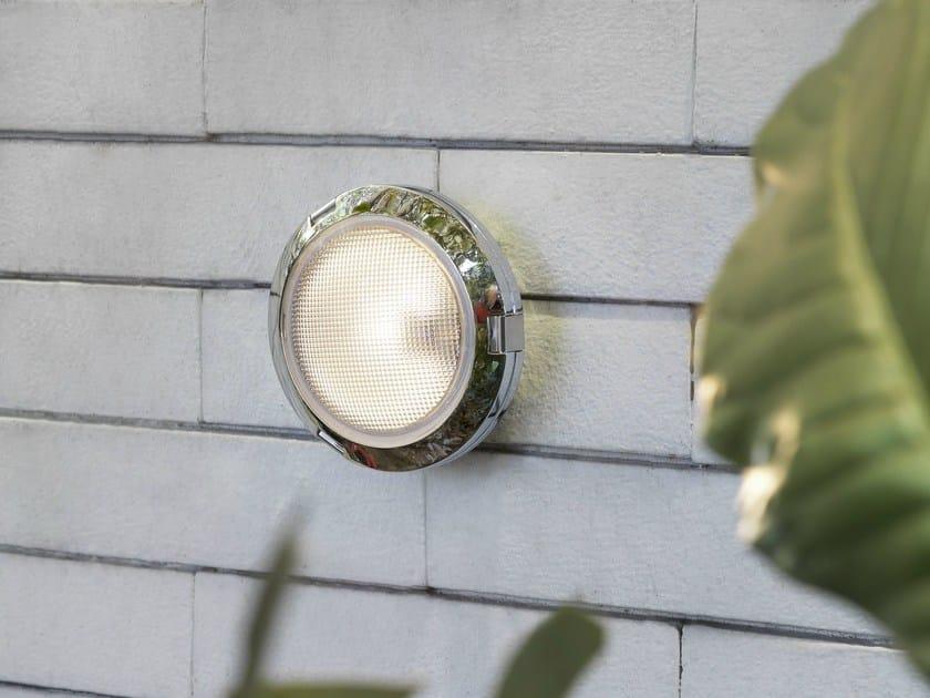Die cast aluminium Wall Lamp KODO - FontanaArte