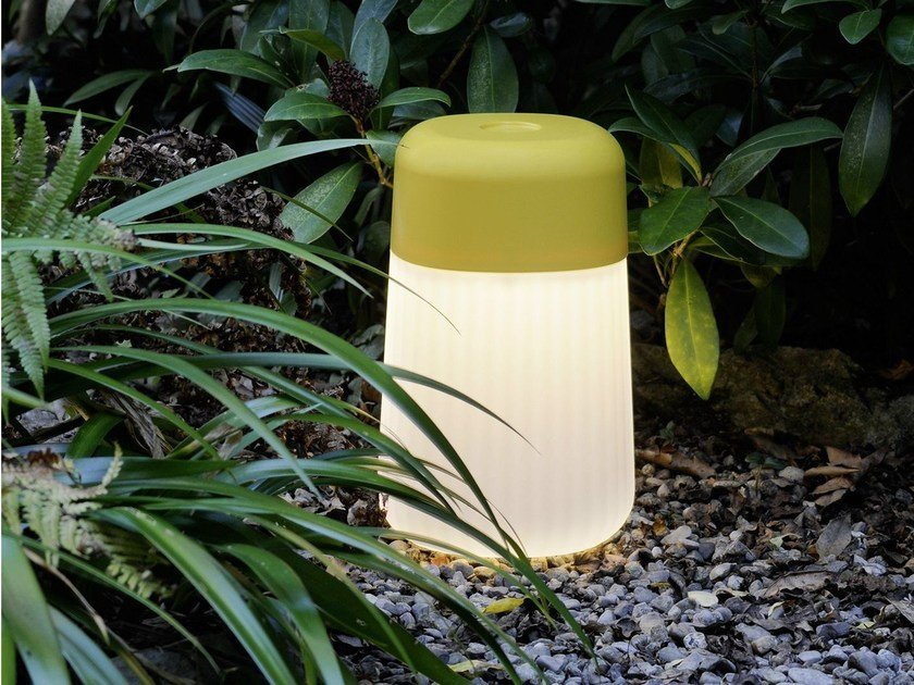 LED polyethylene Floor lamp KOHO - FontanaArte