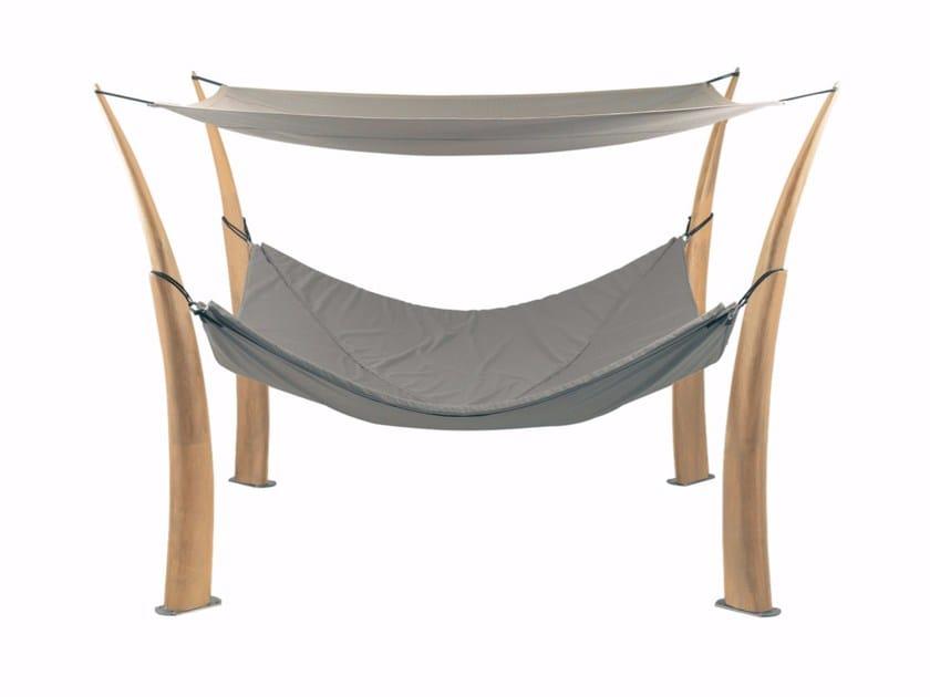 Double canopy Batyline® garden bed KOKOON - ROYAL BOTANIA