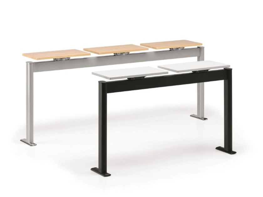 Modular bench desk KOMPACT A 880 - TALIN