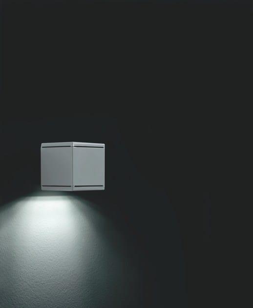 LED direct light extruded aluminium Wall Lamp KOS F.6863 - Francesconi & C.