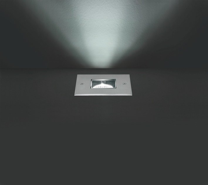 Extruded aluminium Floor Light KOS F.882 - Francesconi & C.