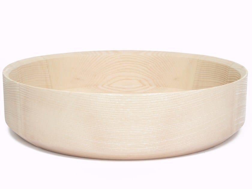 Ash serving bowl KRAMS by kommod