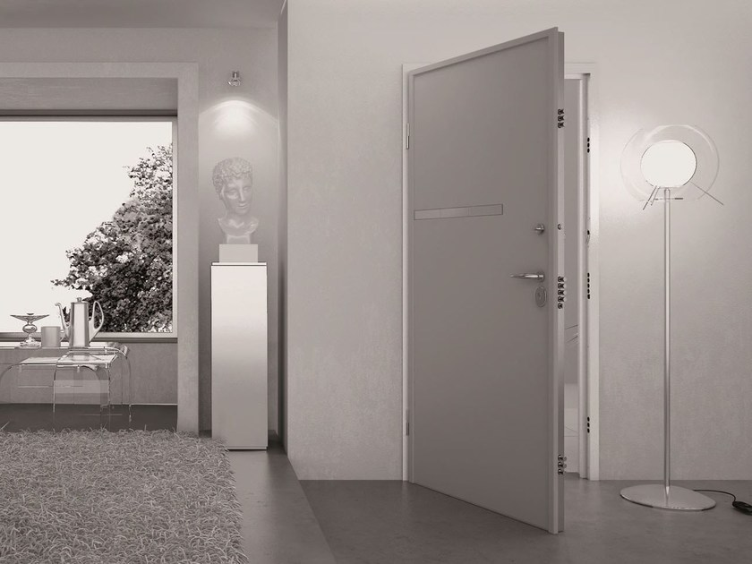 Acoustic safety door with electronic lock KRONOS - Arcadia Componibili - Gruppo Penta