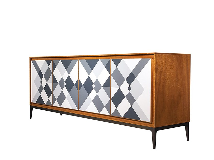 Lacquered sideboard KRYPTON - Mobi