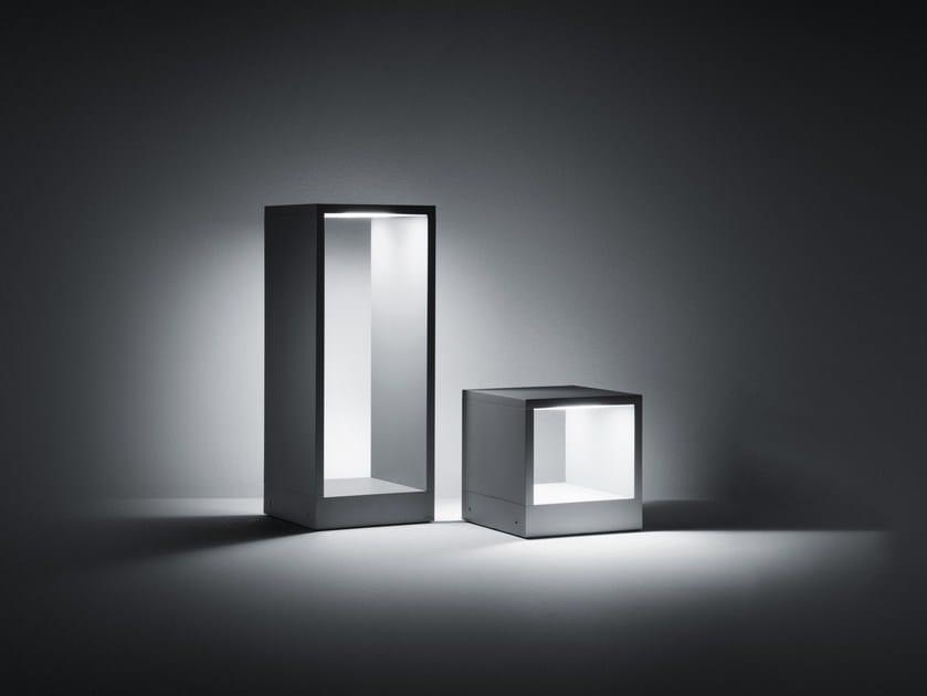LED bollard light KUBE by SIMES