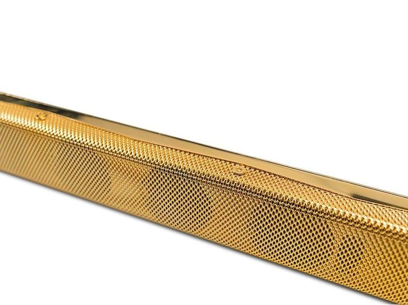 Diffusore acustico con finitura oro 24 kt KV50 - GOLD - K-array