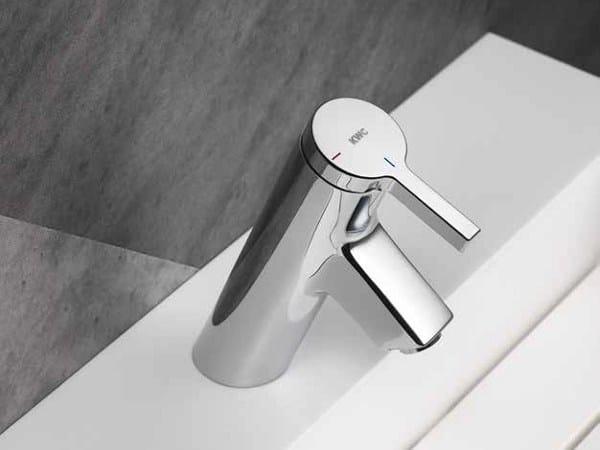 Miscelatore per lavabo da piano monoforo KWC AVA-S | Miscelatore per lavabo by KWC