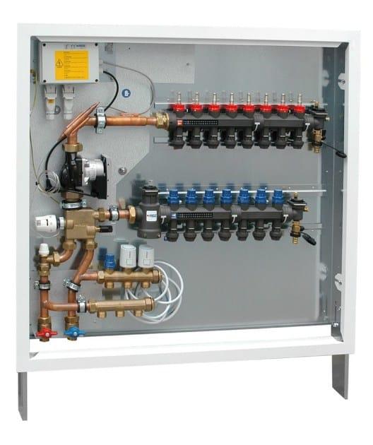 Heat regulation and hygrometric control Kit Smart PF by RDZ