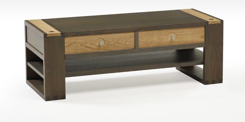 Wooden TV cabinet LÉO | TV cabinet - DASRAS