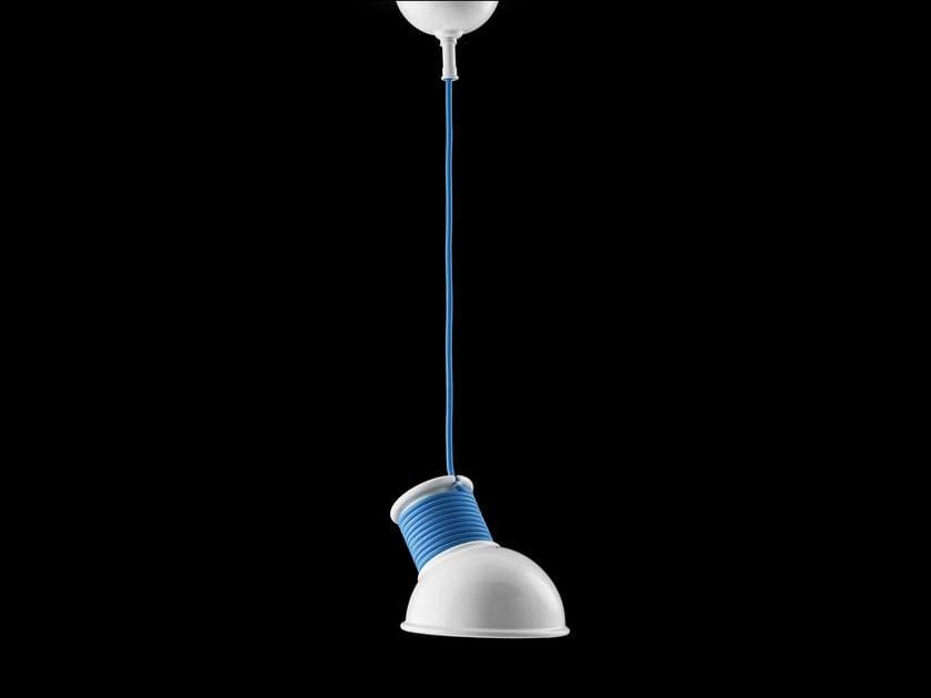 Direct light pendant lamp L 10 by Aldo Bernardi