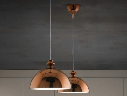 LED direct light pendant lamp L 8 - Aldo Bernardi