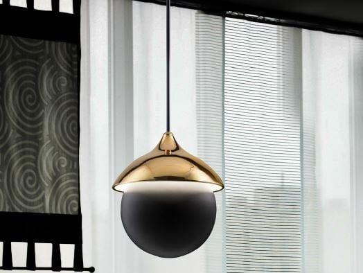 Direct light pendant lamp L 9/S - Aldo Bernardi