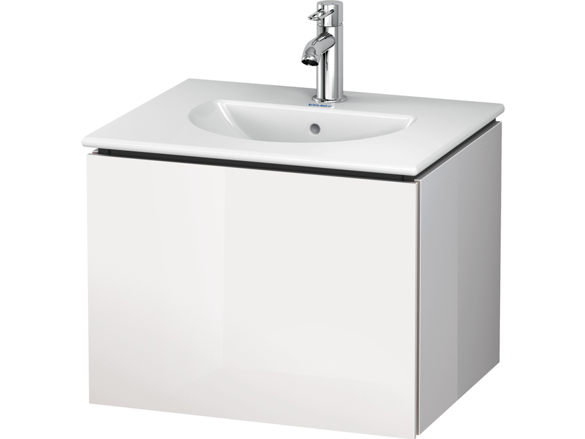 Wall-mounted vanity unit with drawers LC616 | Wall-mounted vanity unit - DURAVIT