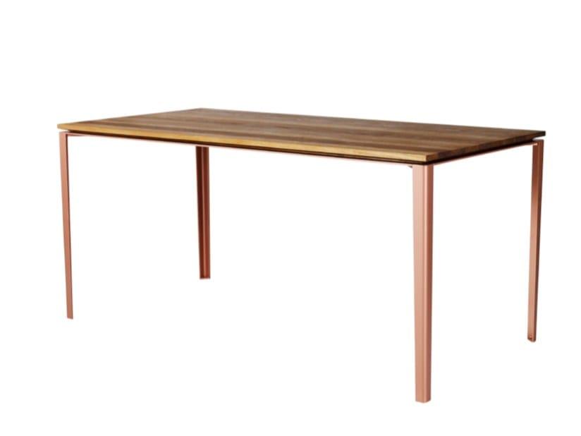 Tavolo in legno massello L | Tavolo - HOOKL und STOOL