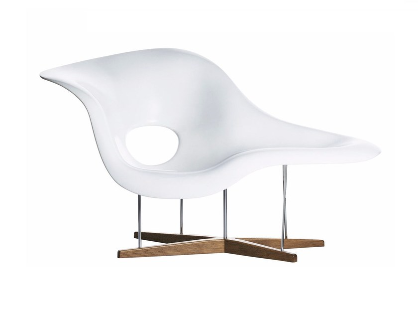 design polyurethane armchair la chaise by vitra design
