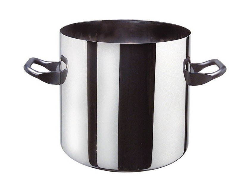 Pot with two handles LA CINTURA DI ORIONE | Pot - ALESSI