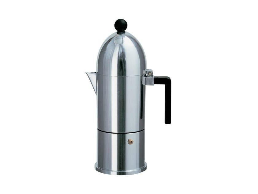 Aluminium coffee maker LA CUPOLA - ALESSI