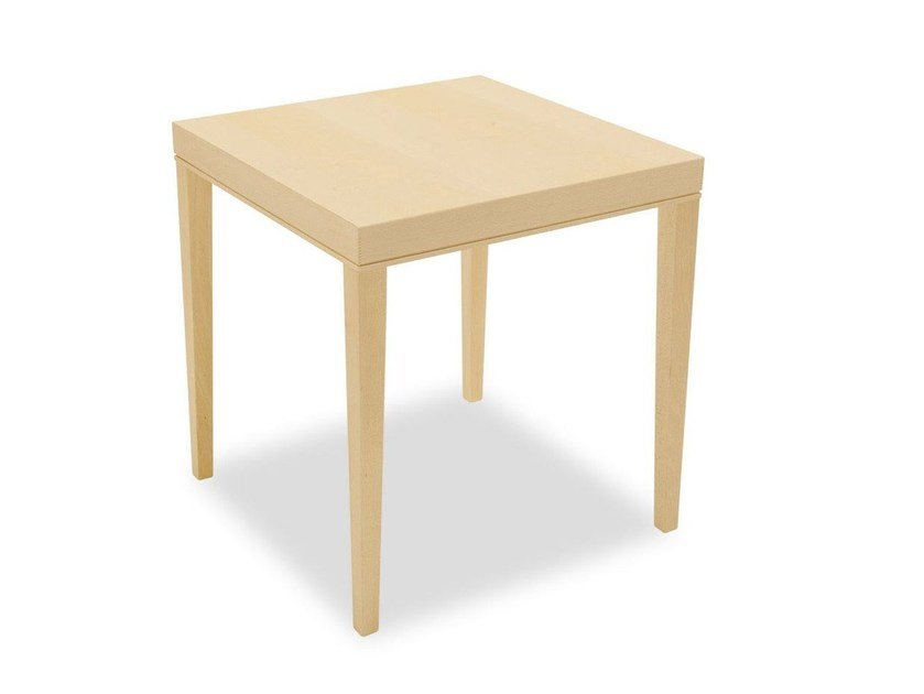 Square dining table LA LOCANDA | Square table - Calligaris