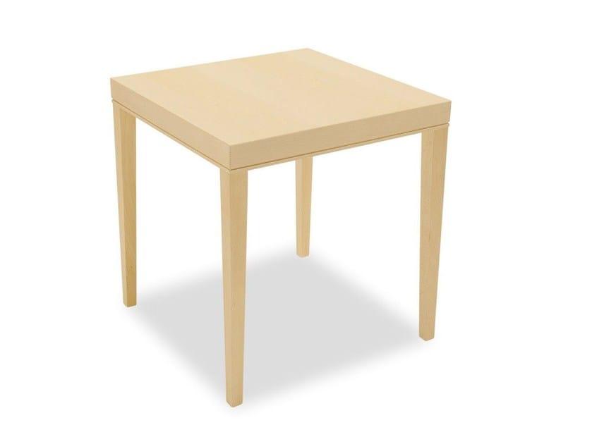 Tavolo da pranzo quadrato LA LOCANDA   Tavolo quadrato - Calligaris