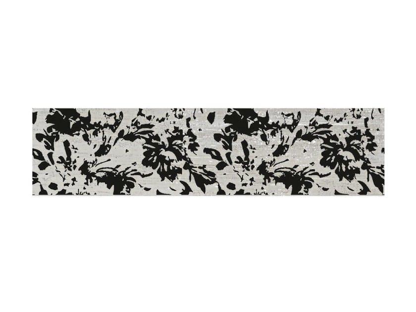 Wall tiles / flooring LACCHE FLOWER GRIGIO - CERAMICHE BRENNERO