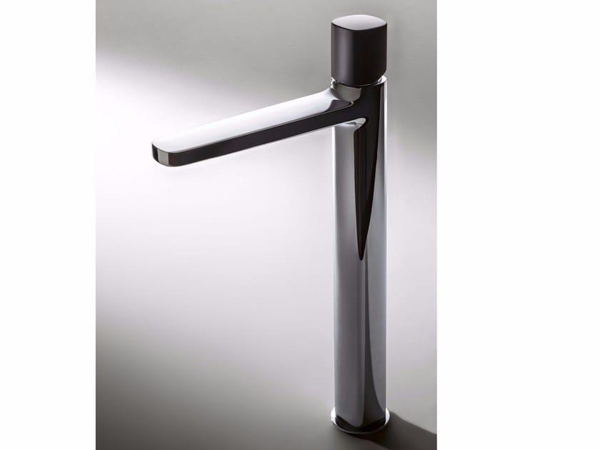 Countertop single handle washbasin mixer LAMÈ | Single handle washbasin mixer - Fantini Rubinetti