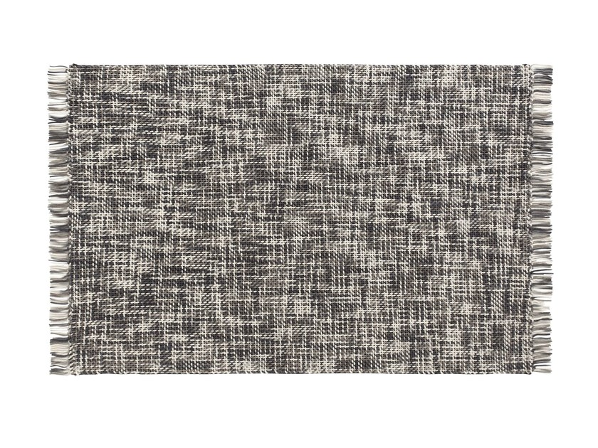 Rectangular wool rug LAMA - GAN By Gandia Blasco