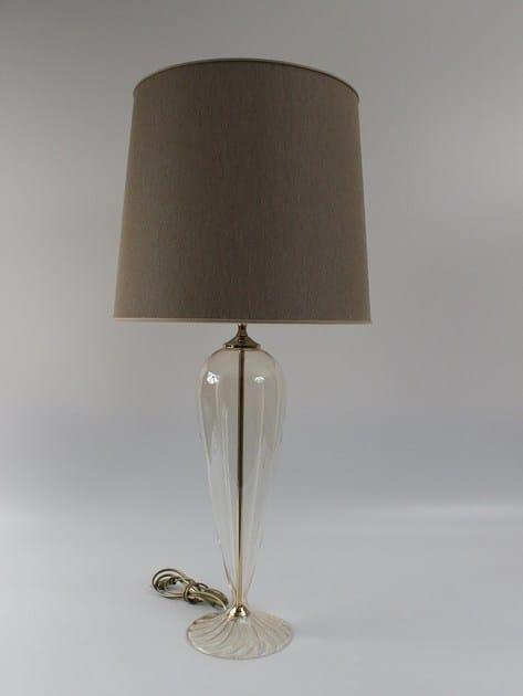 Lampada da tavolo fatta a mano in vetro soffiato 1005 lampada da tavolo in vetro soffiato - Paralumi per lampade da tavolo ...