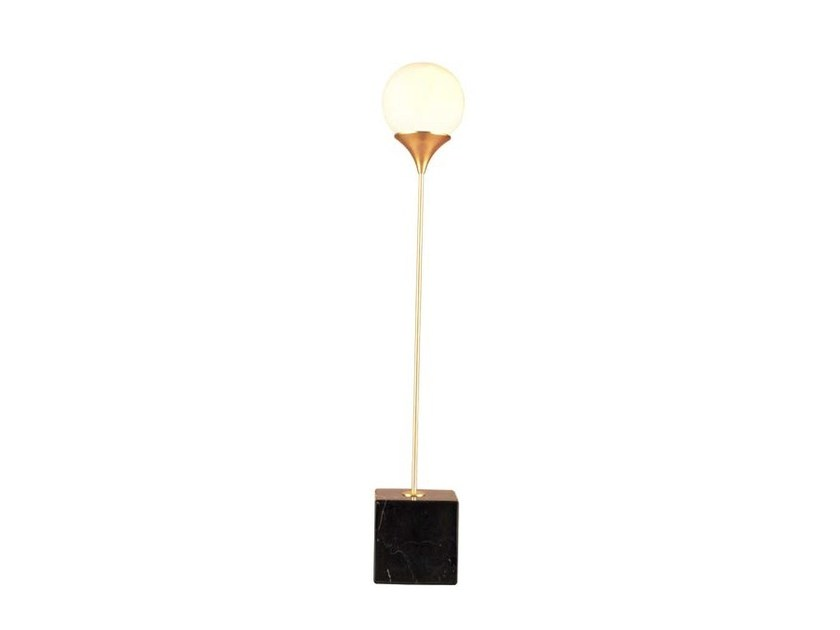 Direct light table lamp with fixed arm LAN | Table lamp - Aromas del Campo