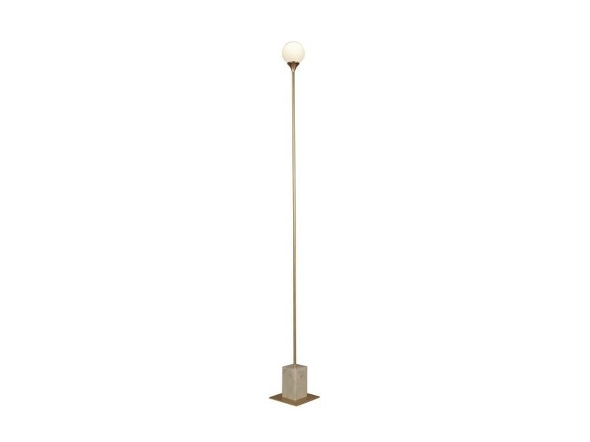 LED metal floor lamp LAN | LED floor lamp by Aromas del Campo
