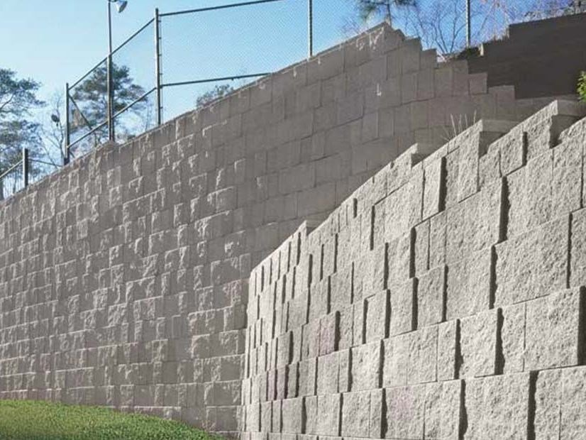 Containment wall LANDMARK® by FERRARI BK