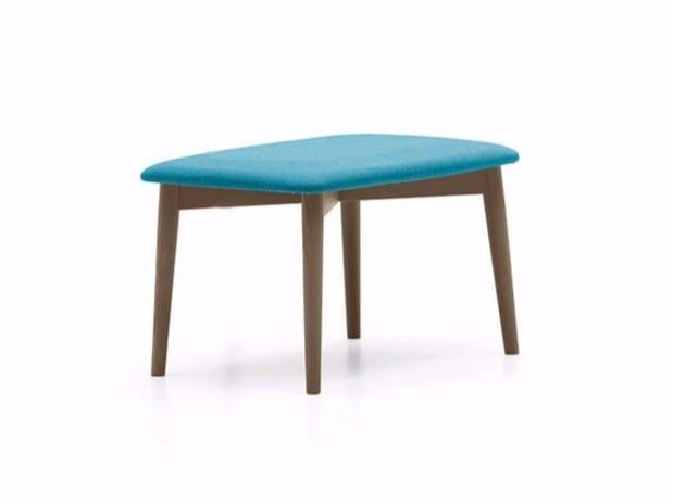 Fabric pouf LAPIS | Pouf - Varaschin