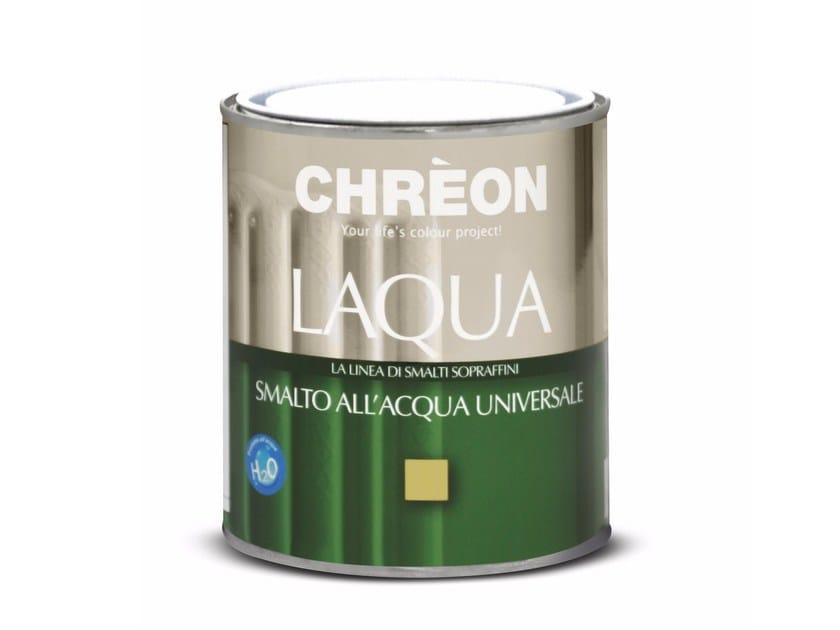 Enamel LAQUA LUCIDO - Chrèon Lechler
