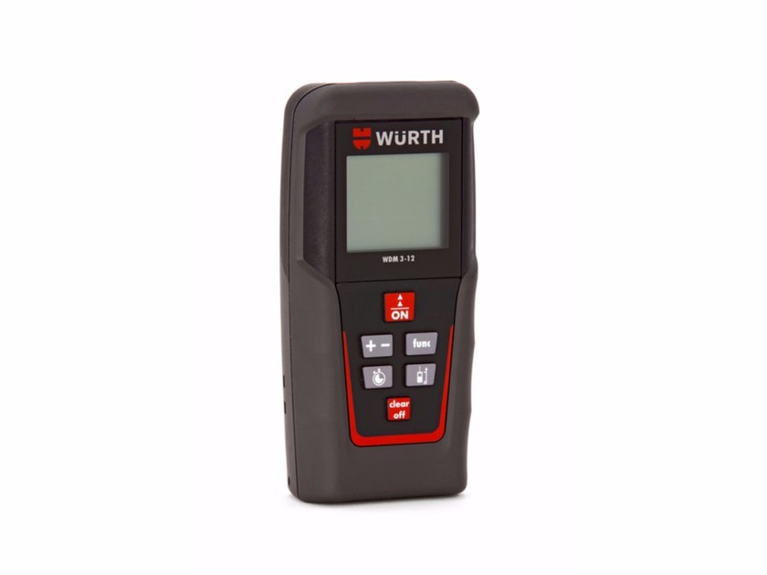 Laser range finder WDM 3-12 - Würth