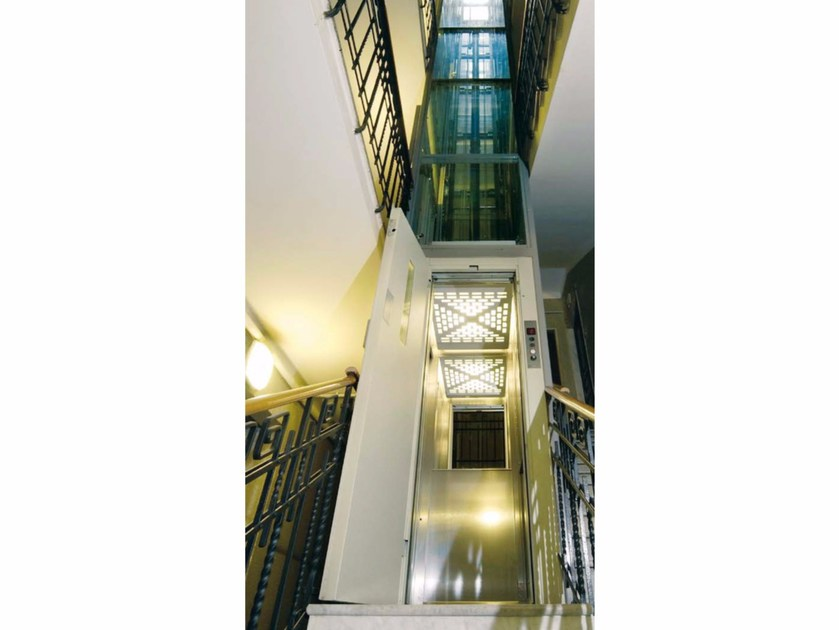 Electric lift for existing buildings LATUS LIFT by SUITE® Lift by Nova